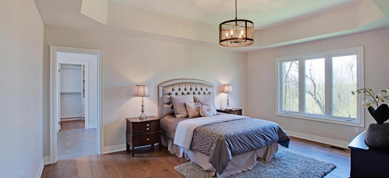 Leslie Street Bedroom